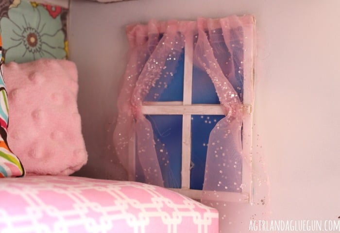 window for barbie house