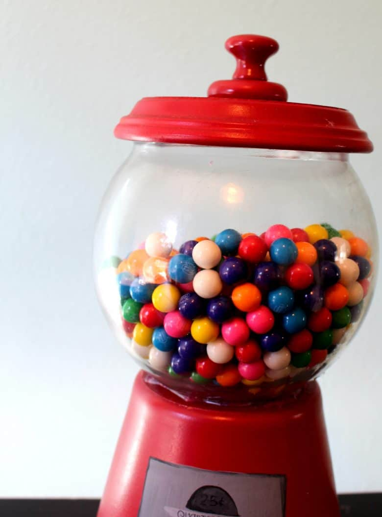 bubble gum Bubblegum definition, a type of chewing gum that can be blown into large bubbles through the lips see more.