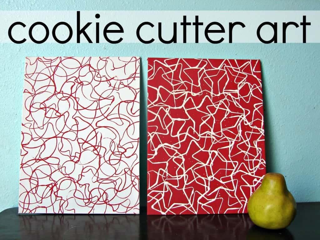 cookie cutter art