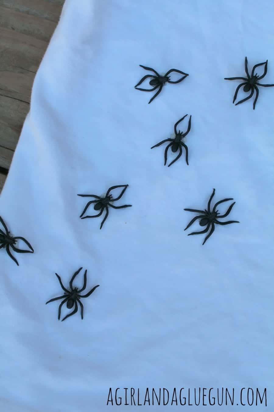 diy halloween shirt
