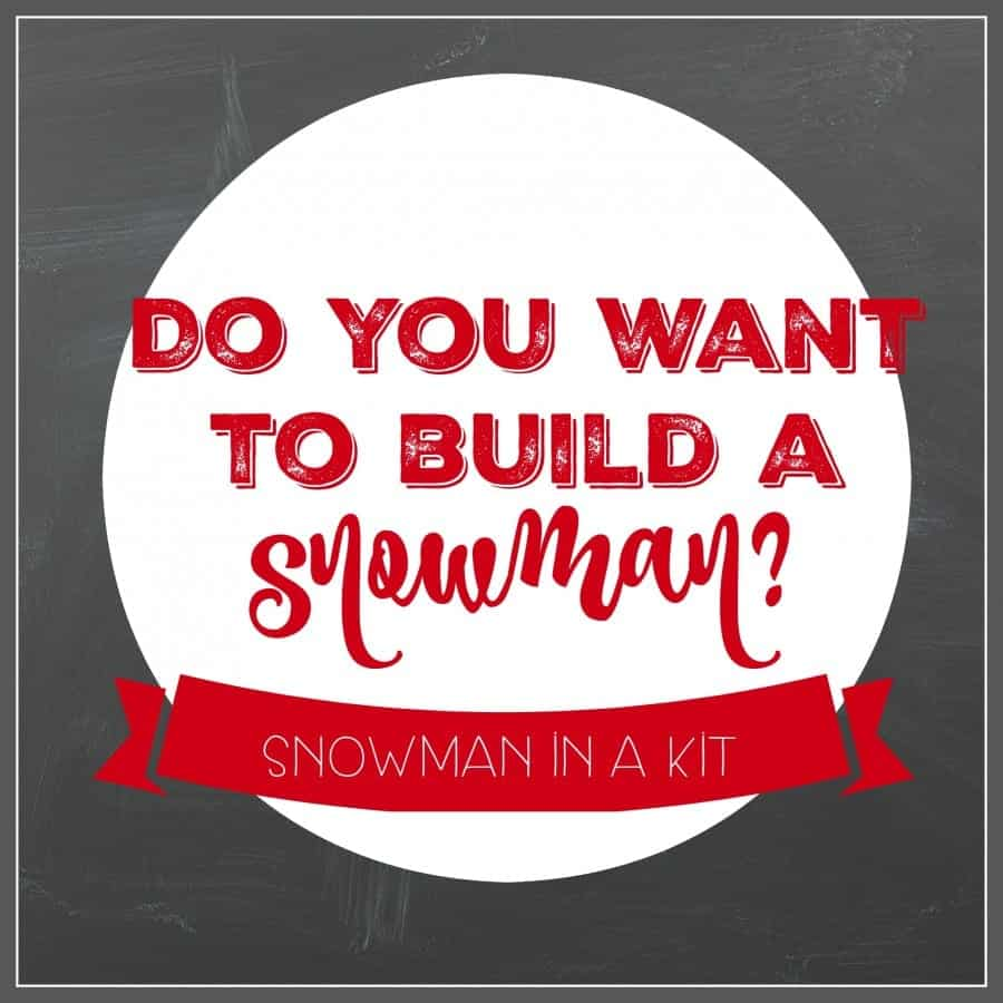 do you wan to build a snowman printable