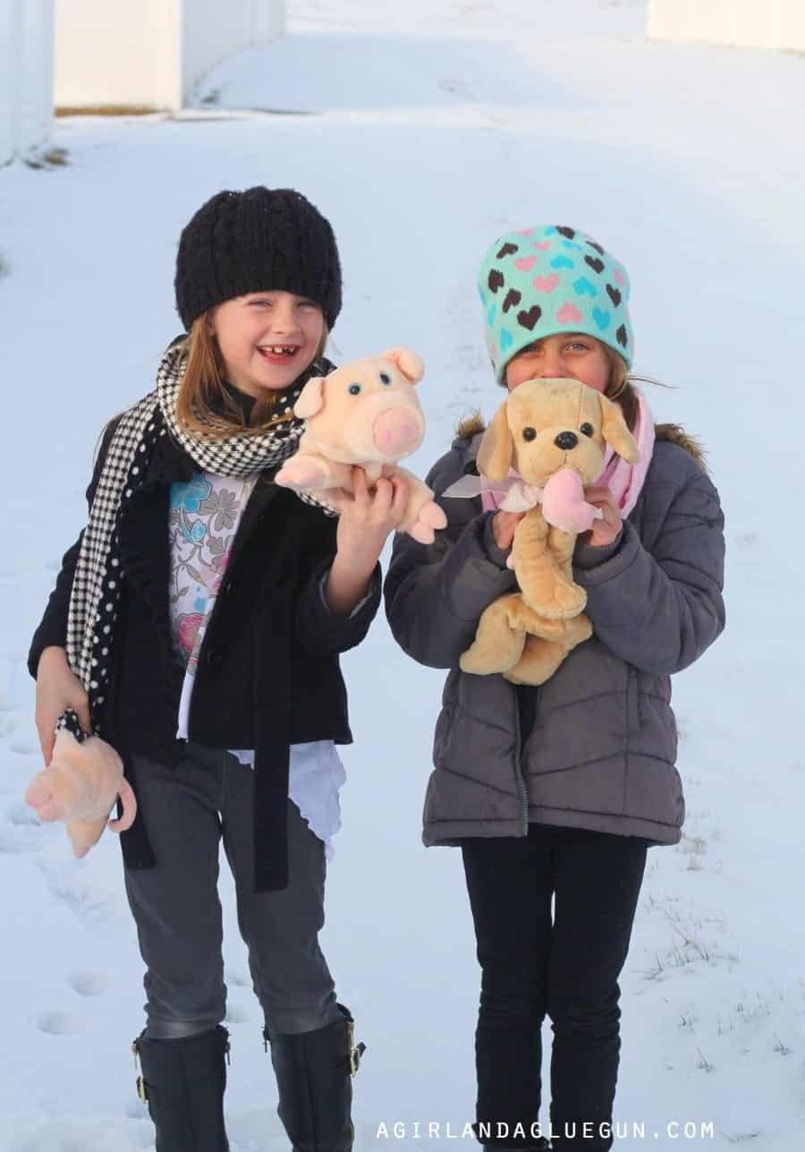 fun scarf for kids