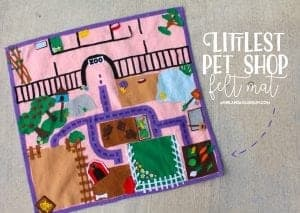 Throwback Thursday–Littlest pet shop mat