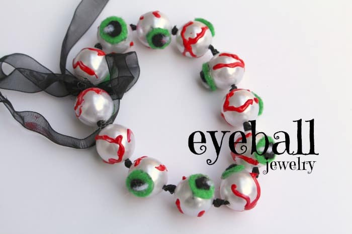 eyeball jewelry