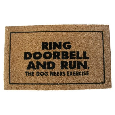 I M Pretty Sure I Need A New Door Mat A Girl And A