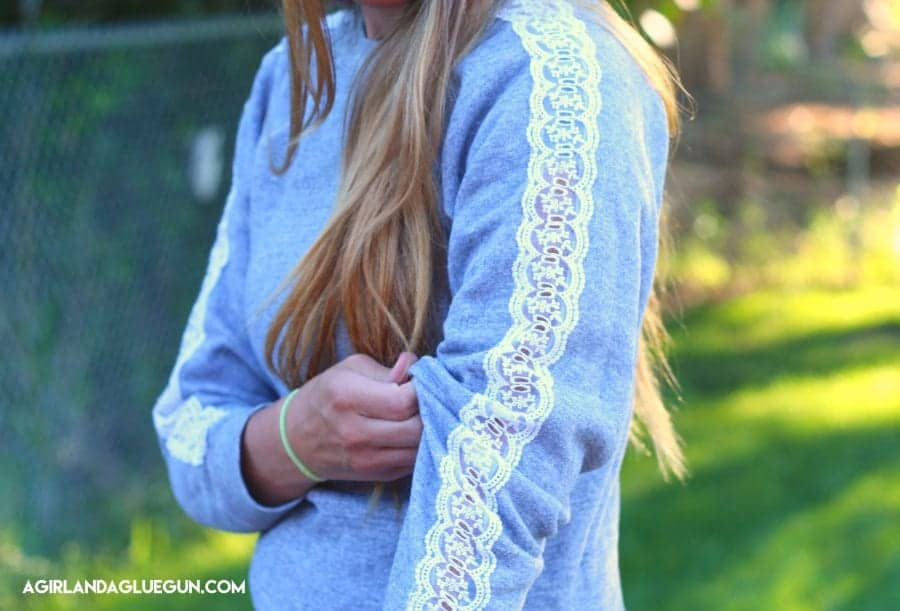 lacy sleeves 2