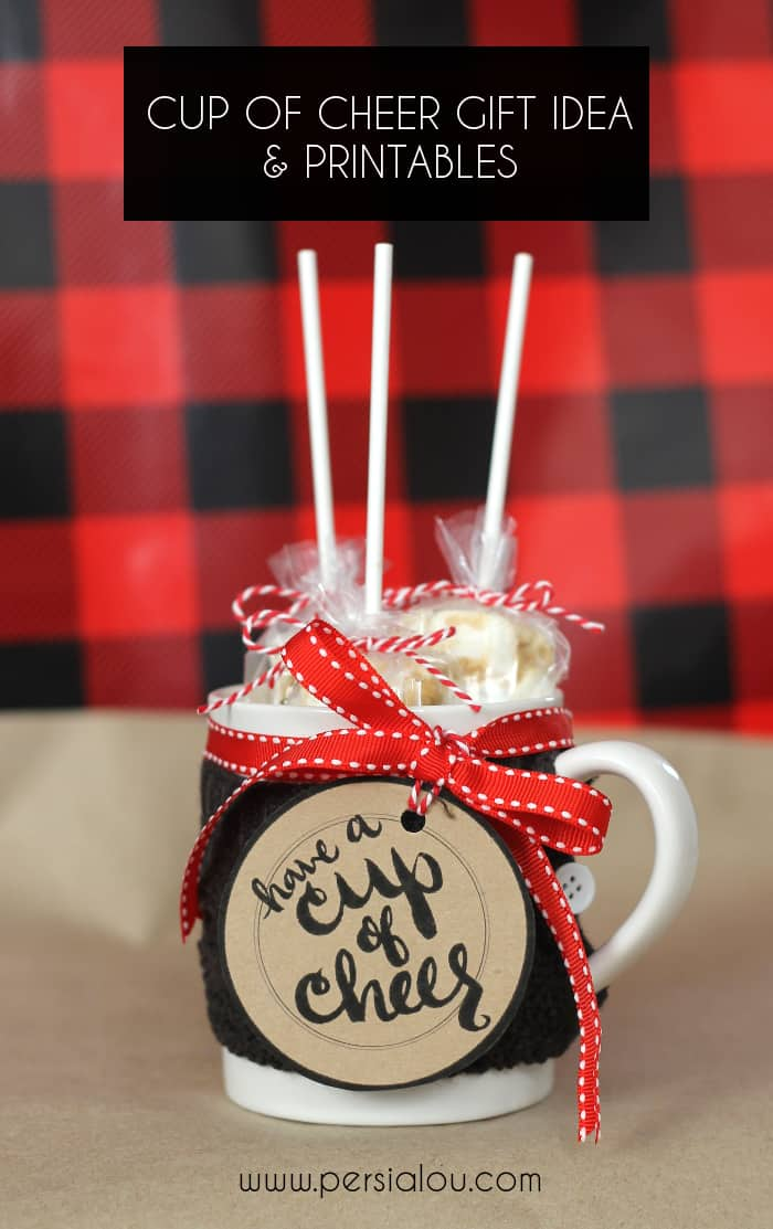 cup of cheer gift idea header