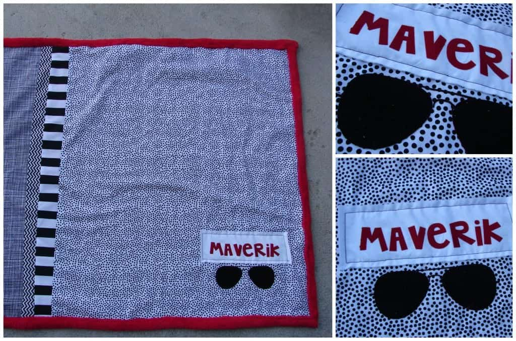 PicMonkey Collage maverick blanket