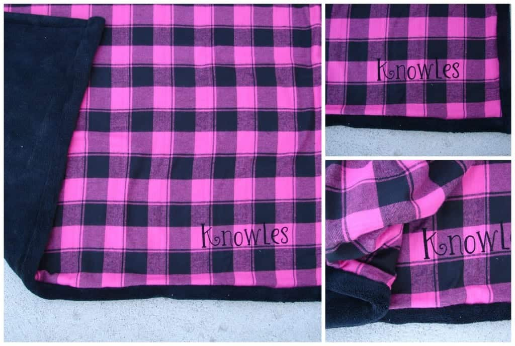 PicMonkey Collage pink blanket