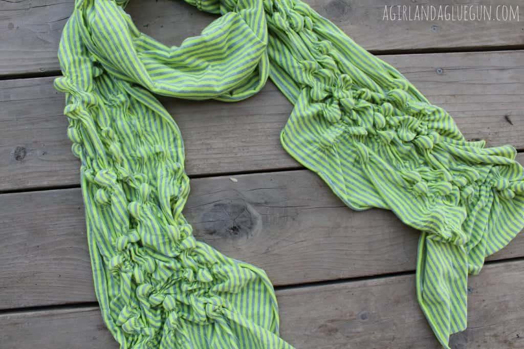 bobble scarf 5