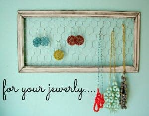 jewelry/hairbow holder