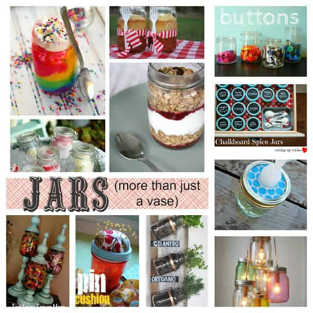 PicMonkey Collage mason jars