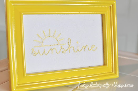 Sunshine Embroidery 01