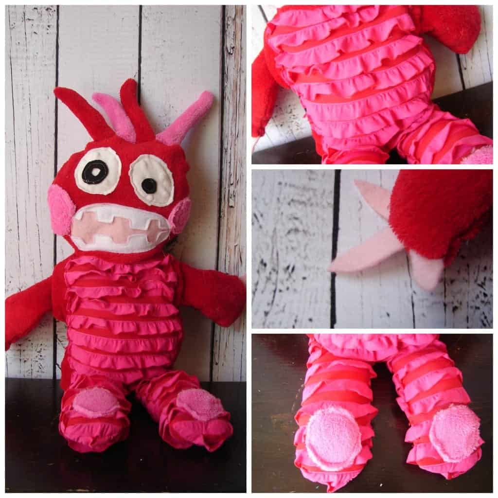 PicMonkey Collagemonster stuffed animal