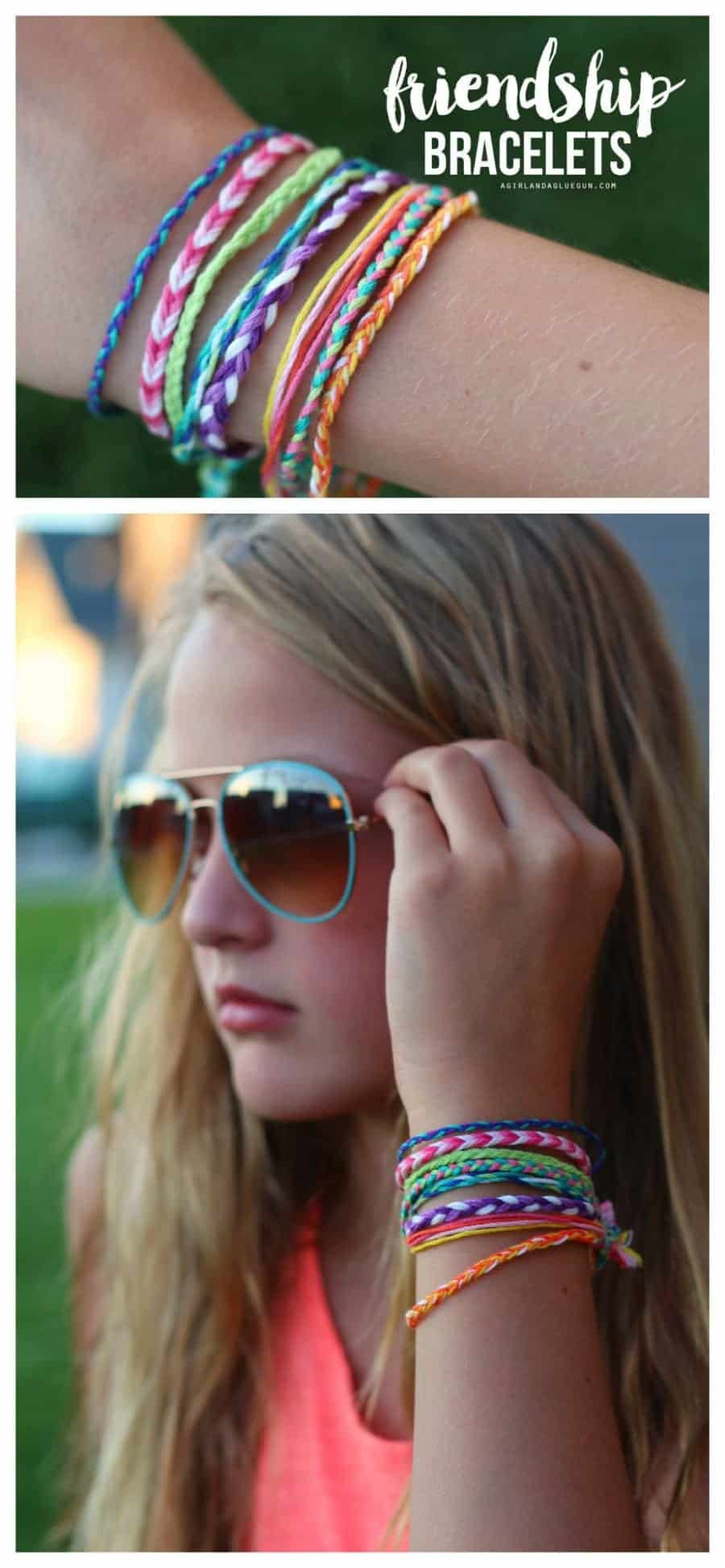 friendship bracelets diy roundup