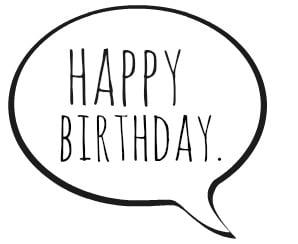 happy birthdayss