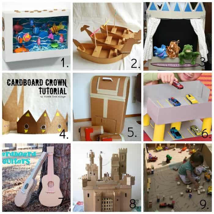 PicMonkey Collage cardboard round 1