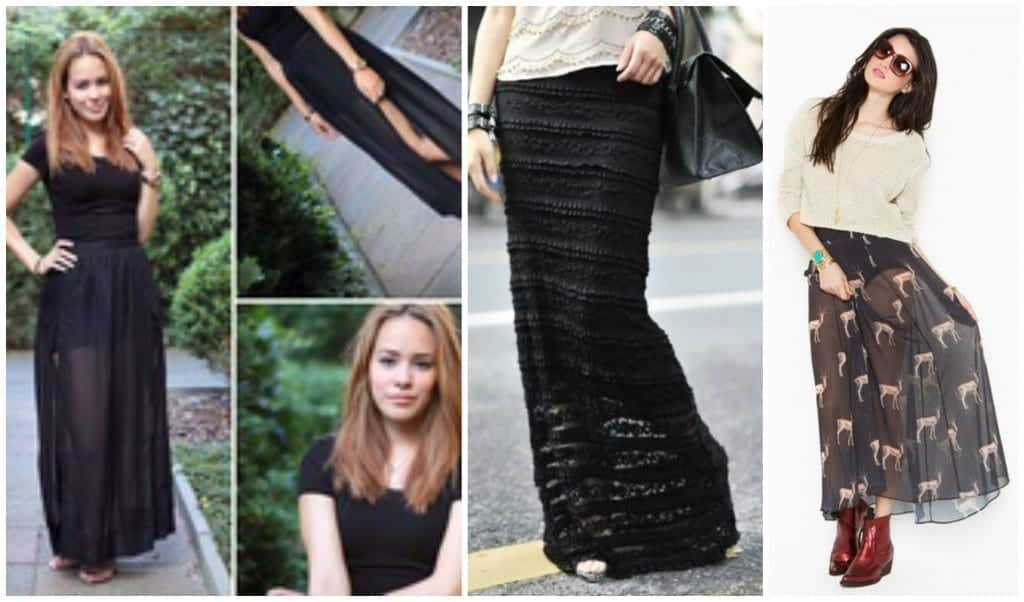 see through maxi (guest post) for mama says sew - A girl and a ...