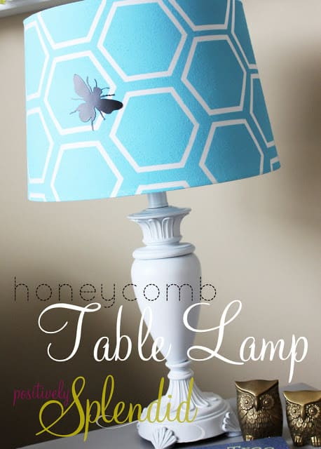 honeycomb lamp 5-1