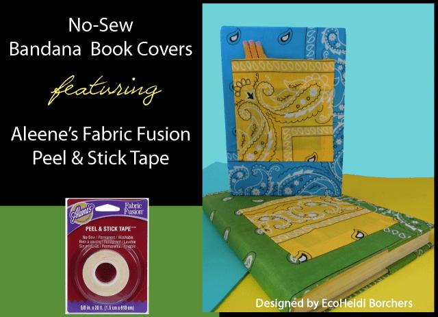 8-20-12-Heidi-Bandana-Book-Covers-Michaels-e1343622804635