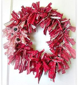bandana-rag-wreath