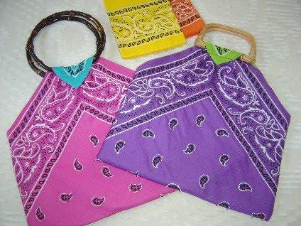 bandana tote bag 021