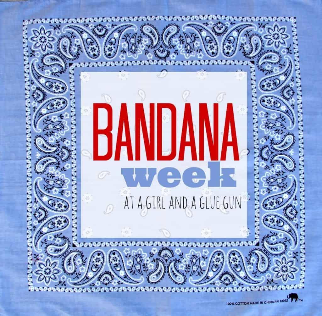 bandana week