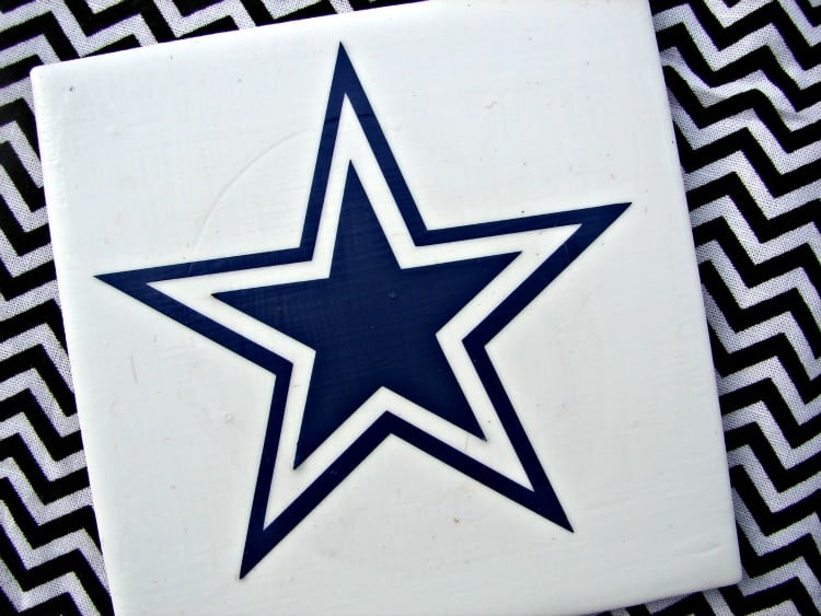 dallas cowboys coaster
