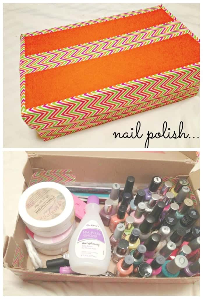nailpolish box