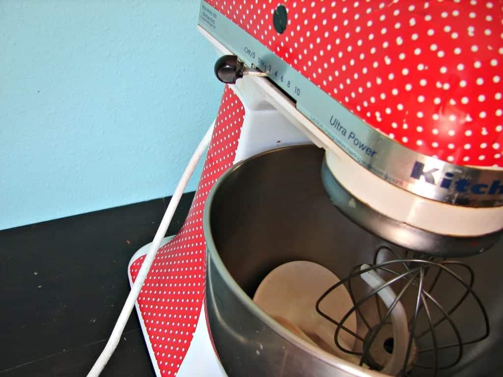 vinyl kitchenaid