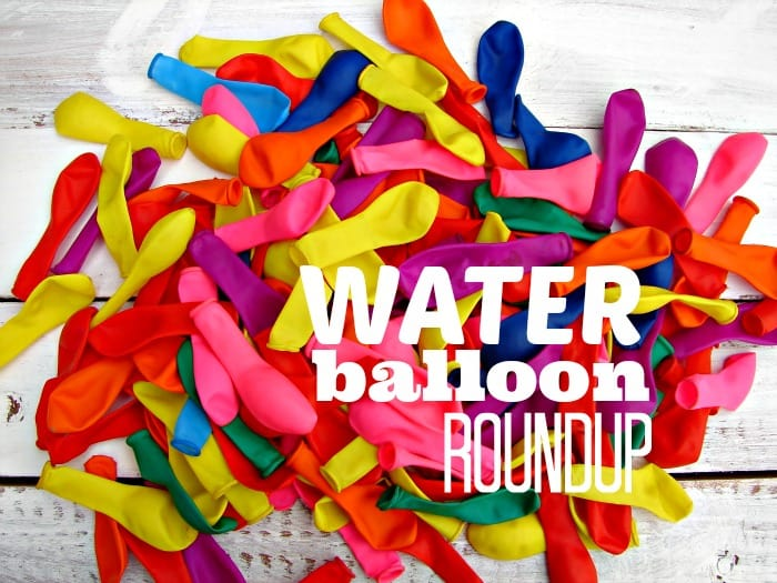 water balloon roundup
