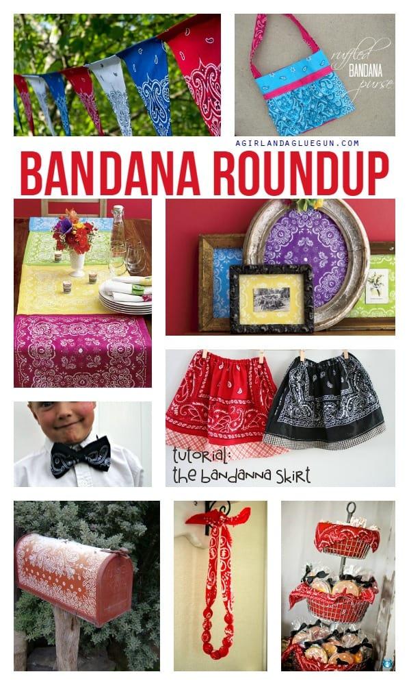 bandana roundup