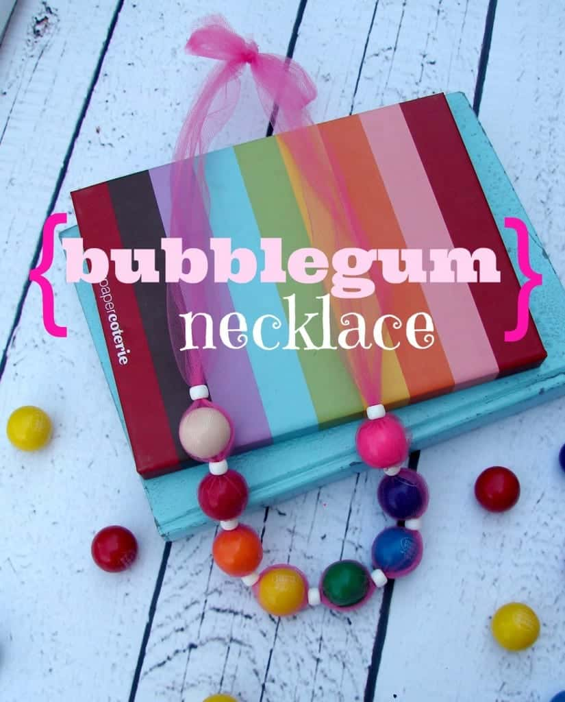 bubblegum necklace 1