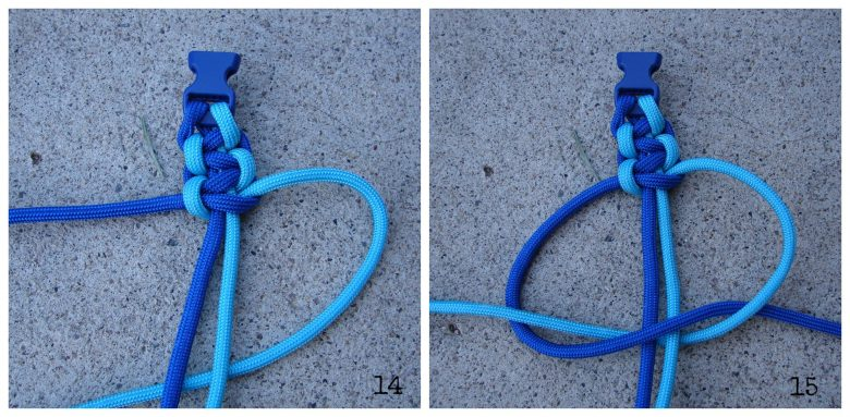 Шнурок для кулона своими руками 99