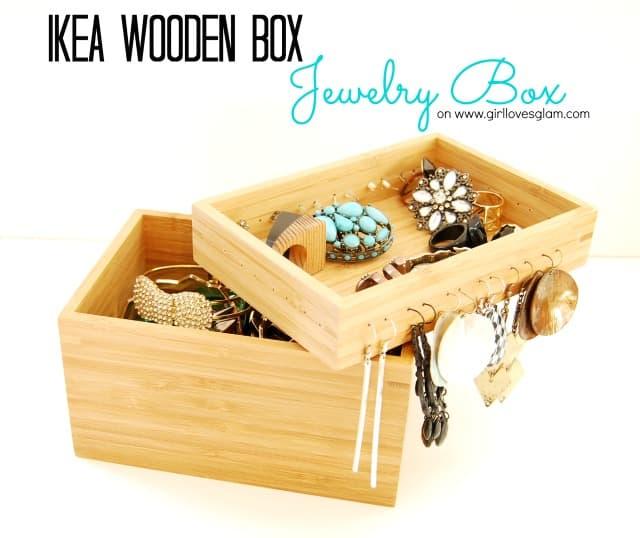 Ikea-Wooden-Box-Jewelry-Box