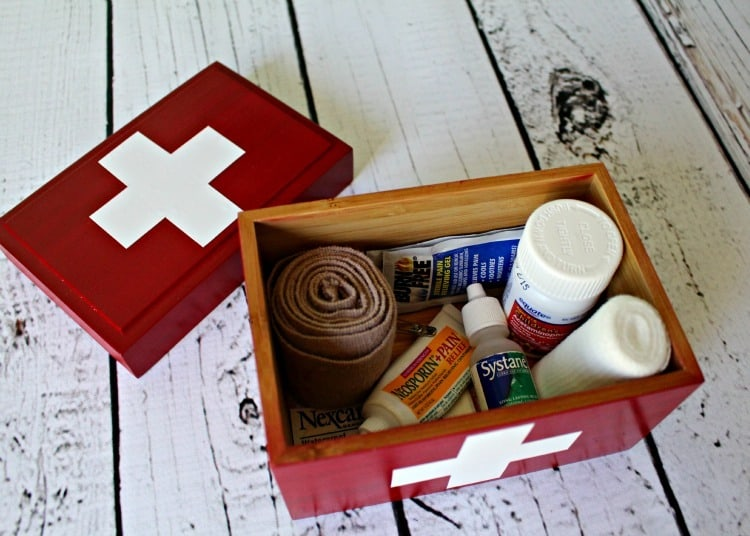 travel first aid kid