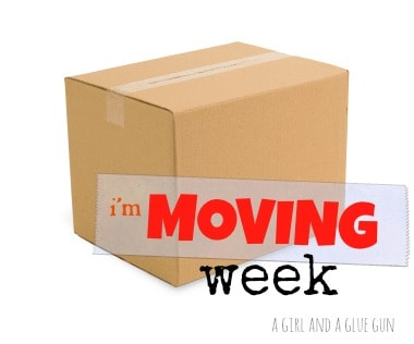 moving week