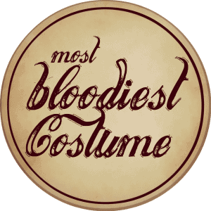 halloween blood