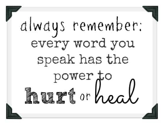 hurt or heal