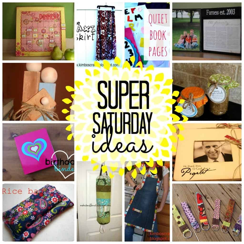 super saturday craft day ideas