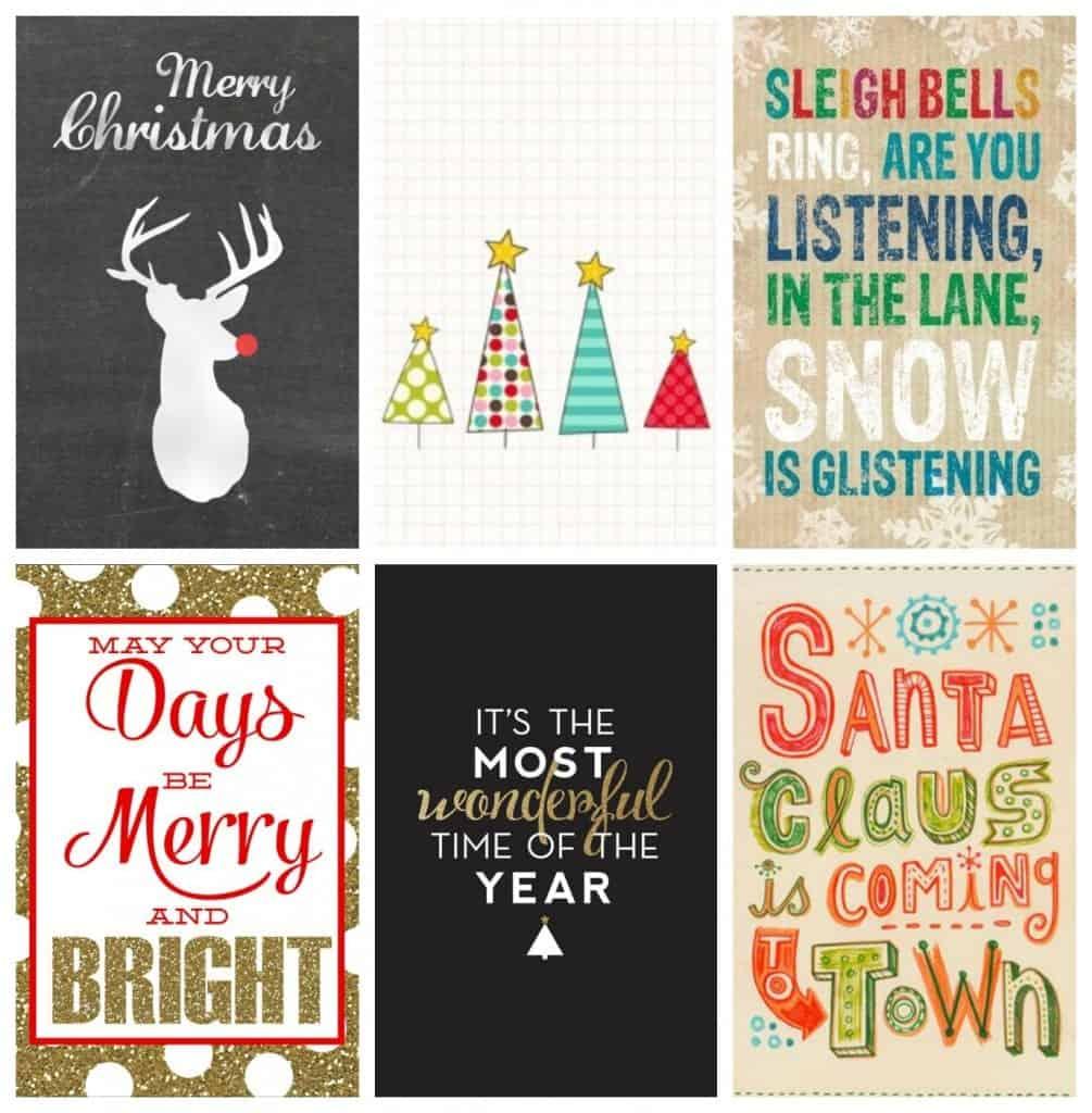 iphone wallpaper christmas printables