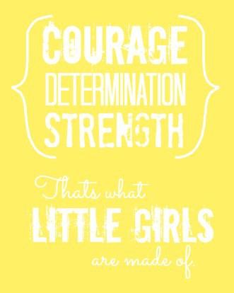 little girls yellow
