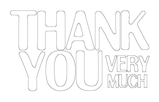 coloring pages thank you card - photo#9