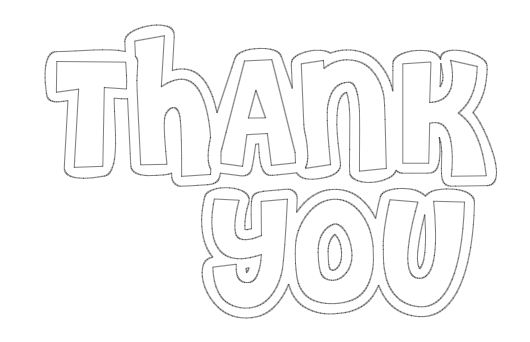 Free Printable Thank You Cards To Color That Are Luscious
