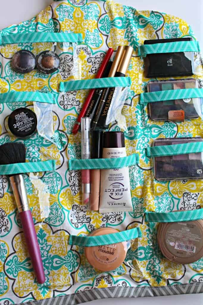 makeup or bathroom organizer
