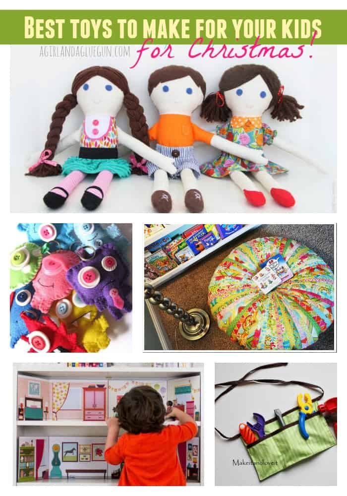 What Makes A Kids Favorite Toy : Sunday shoutout crafts to make for you kids christmas