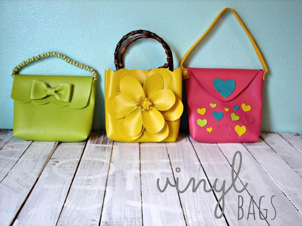 vinyl bags
