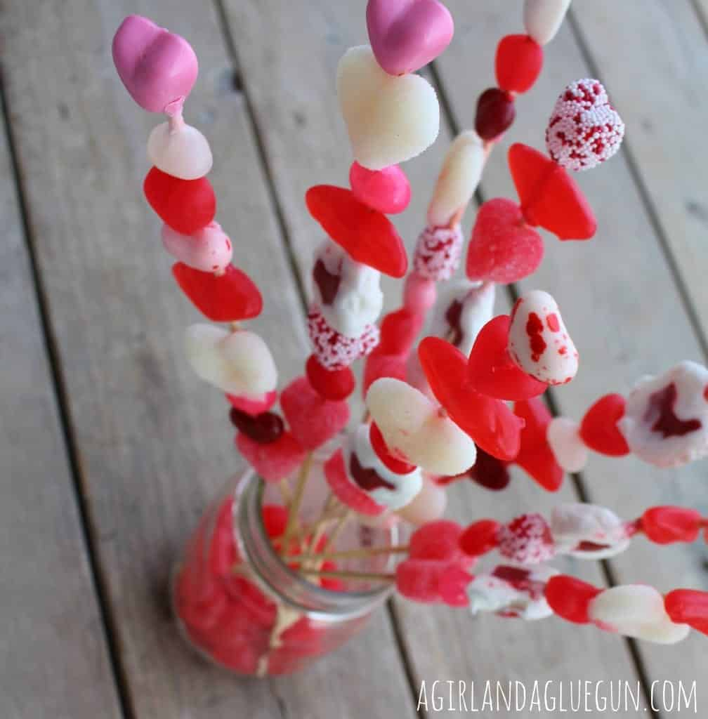candy skewers for valentines day
