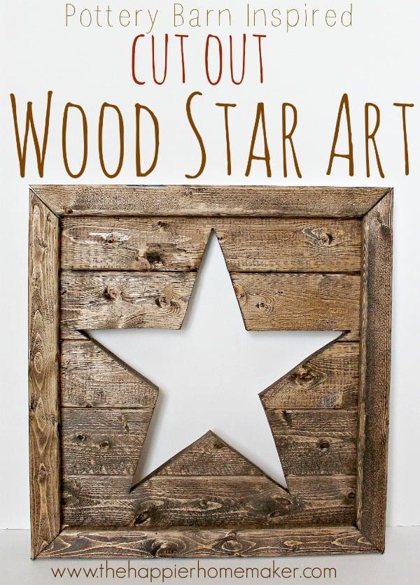 cut-out-wood-star-art