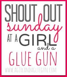 glue gun23 shout out sunday
